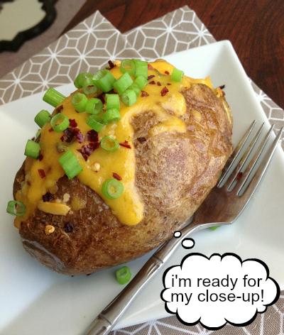 Twice-Baked Whipped Cauliflower Potatoes