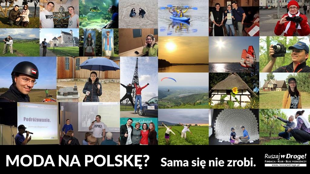 Moda na Polskę - jest tyle rzeczy do zobaczenia!