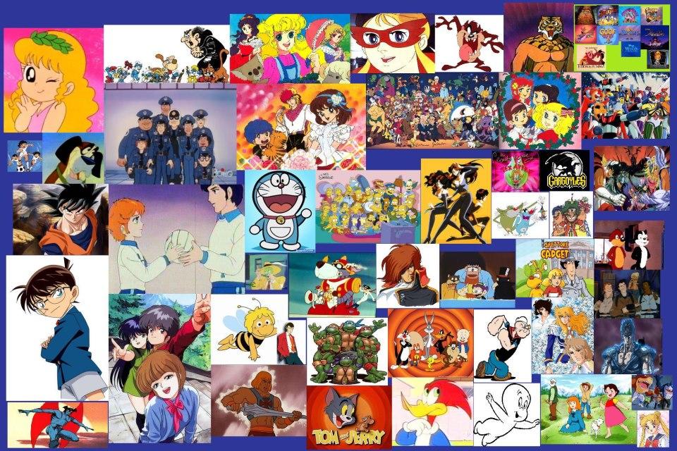 I più bei cartoni animati di sempre