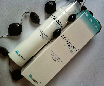 Collagen+  COLOSTRUM  serum kolagenowe z colostrum w żelu