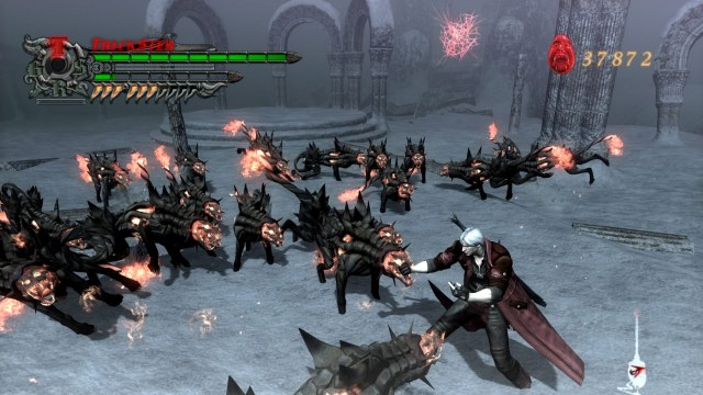 Devil May Cry 4 PC Games Screenshots