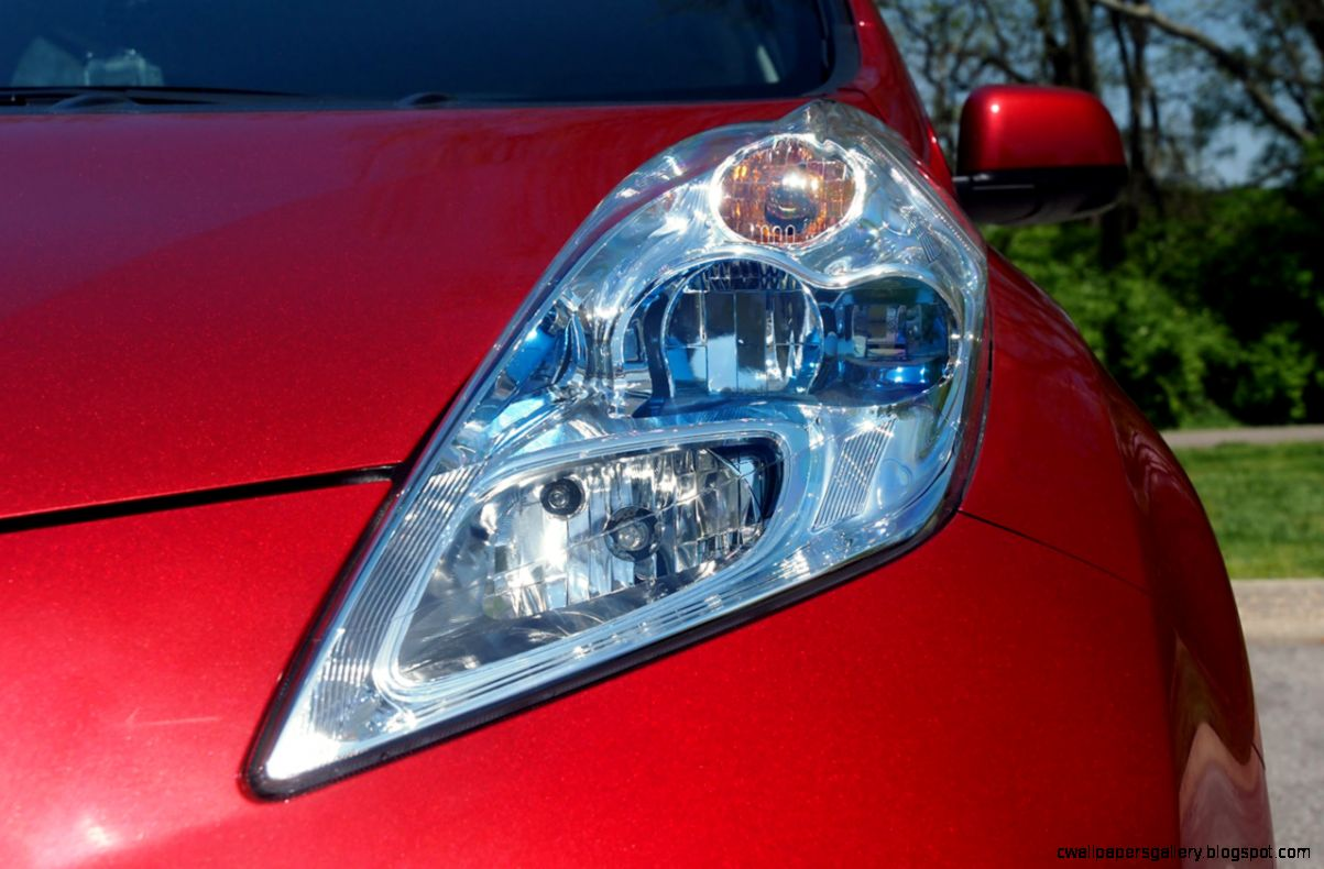 2013 Nissan Leaf First Drive Photo Gallery   Autoblog