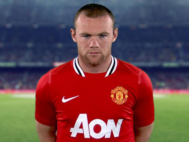 Wayne Rooney 9 jakkapan