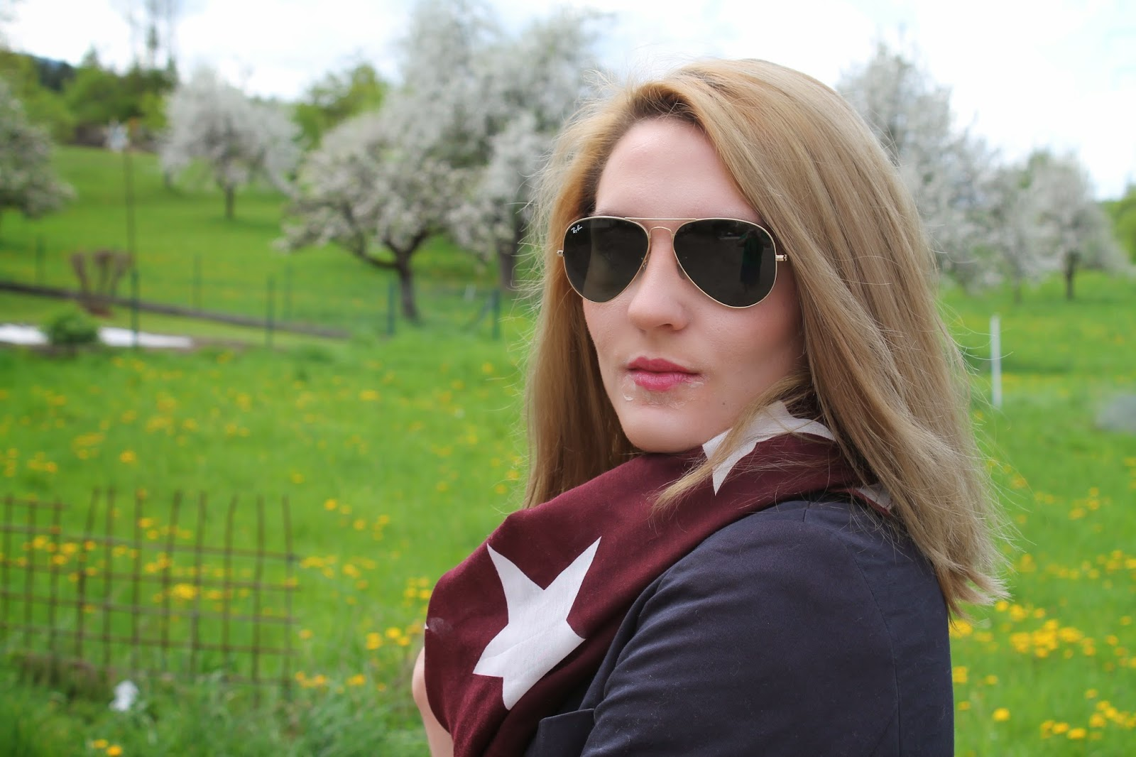 Fashionblogger Austria / Österreich / Deutsch / German / Kärnten / Carinthia / Klagenfurt / Köttmannsdorf / Spring Look / Classy / Elegant / Office Look / Blazer / Pumps / Zara / H&M/ Even and Odd / Zalando / Only / Ray Ban/