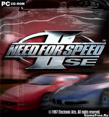 Free Download Need for Speed II