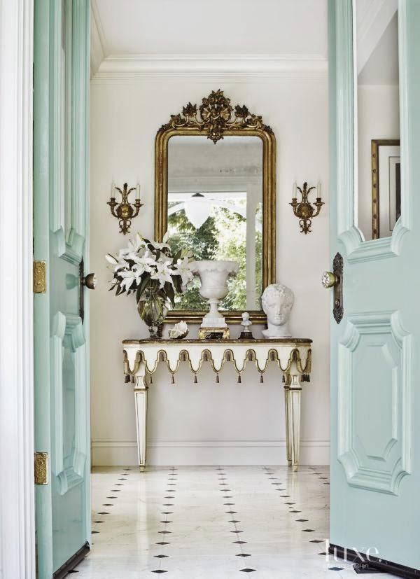 Un blog de decoraci n a mi manera espejos - Decoracion vintage chic ...