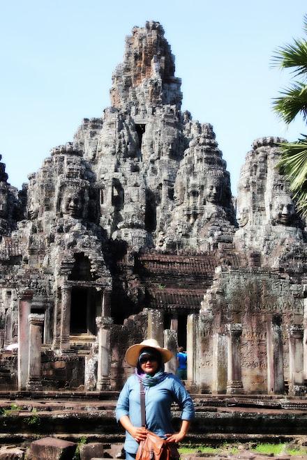 SIEM REAP, CAMBODIA - MEI 2012