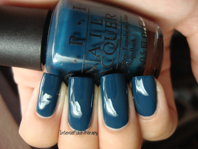 OPI - Ski Teal We Drop