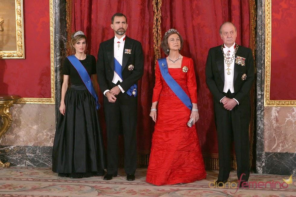 Imperio Letizio  Espa  a tendr   4 reyes  toma casta  as