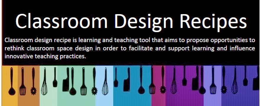 Classroom Design Recipe