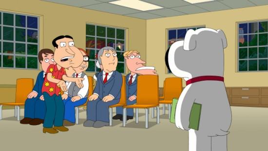 Brian Hates Quagmire S Cat