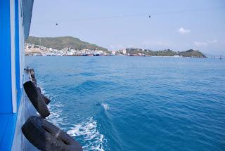 Tournée vers les îles de Nha Trang