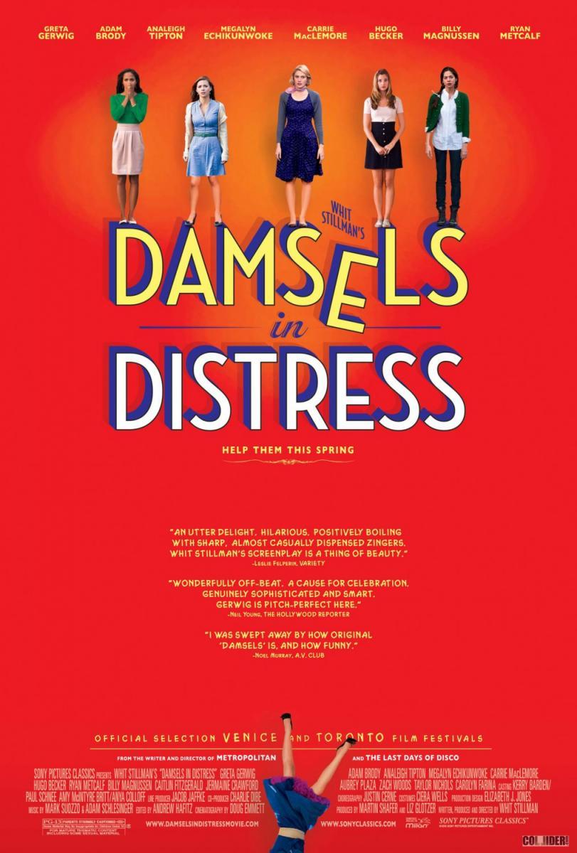 Damiselas en Apuros – DVDRIP LATINO