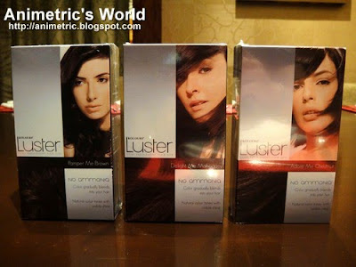 Kolours Luster ammonia-free hair color
