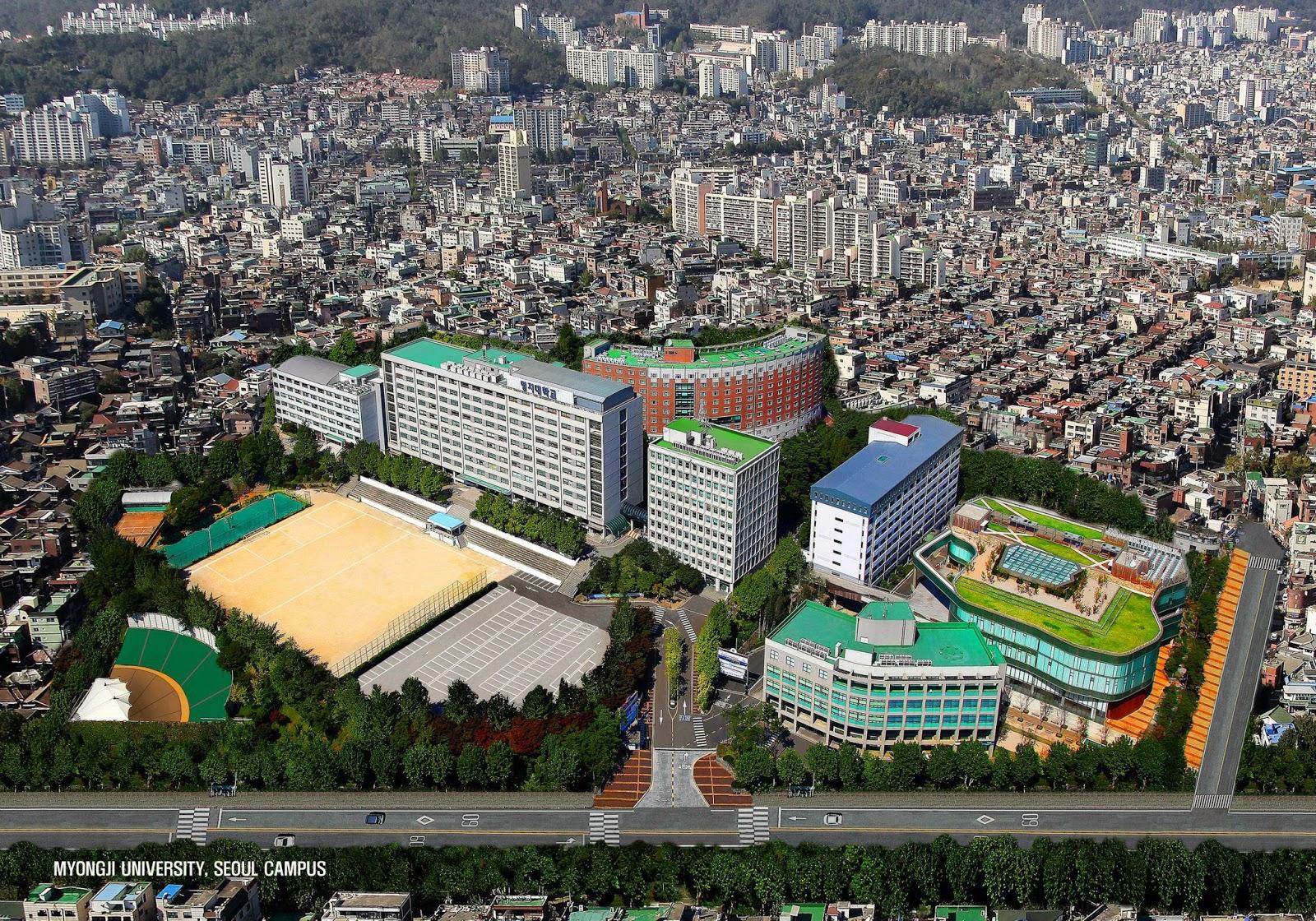 Top những trường đại học tốt nhất Hàn Quốc