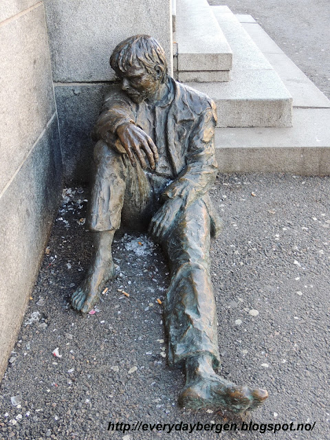 Bergen sculptures