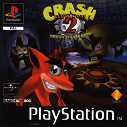 Crash Bandicoot 2 - Cortex Strikes Back - PS1 - ISO Download
