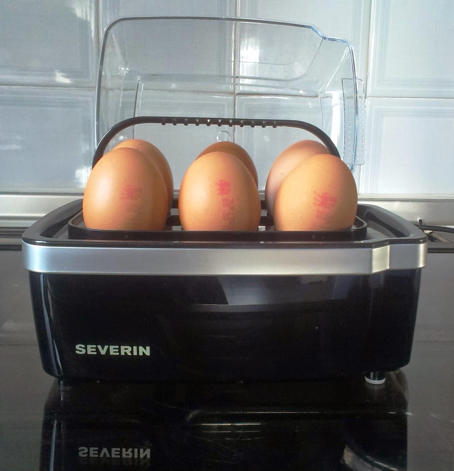 Severin Titanium Electronic Egg Boiler