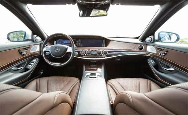 2016 Mercedes Maybach S600 First Drive