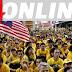 Bersih 4.0 tiada sambutan, hanya 22,000 sertai – Berita Harian