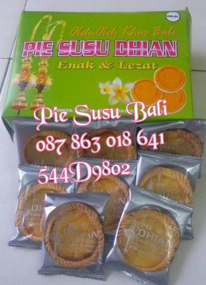 Jual Pie Susu Dhian Dengan Enam Varian Rasa