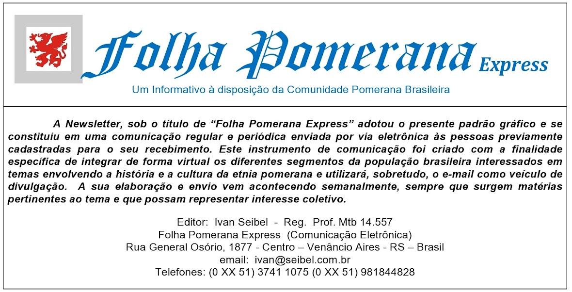 Folha Pomerana Express