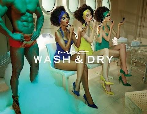 MAC Wash and Dry 2015 vasaros kolekcija