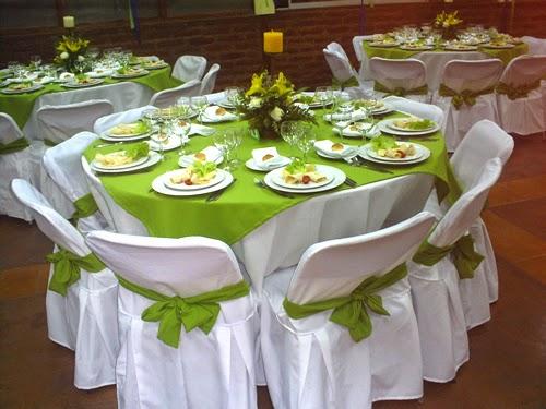 Productosparaempresas c mo decorar mesas de boda redondas - Mesas decoradas para bodas ...