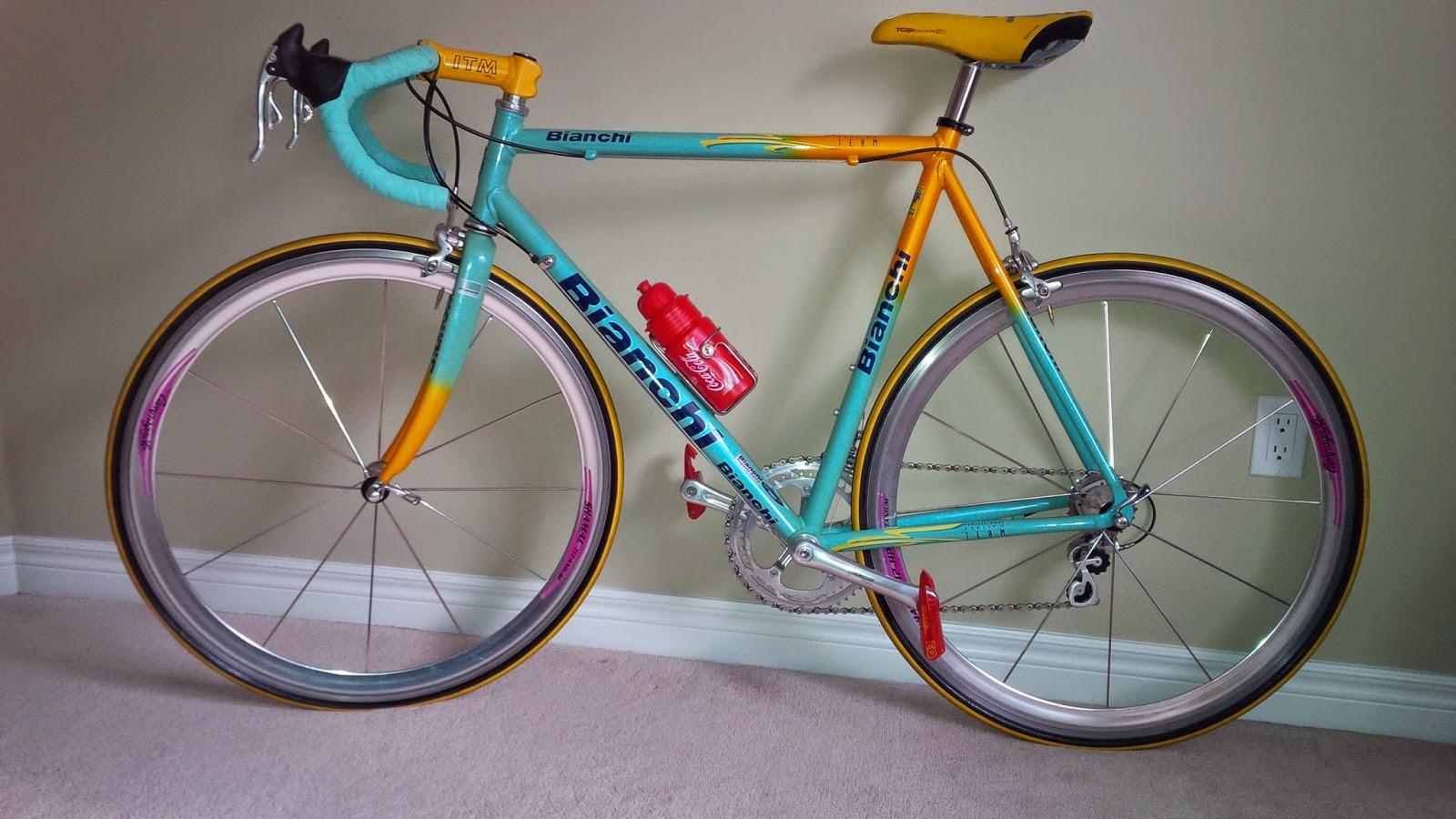 biciak: 1998 Tour de France Bianchi Pantani Mercatone Uno Team ...