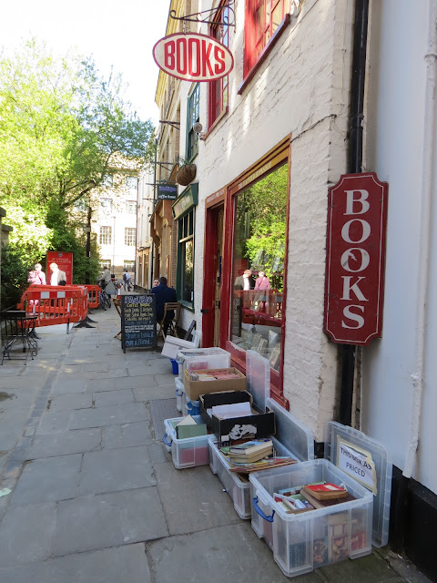 Cambridge bookstore
