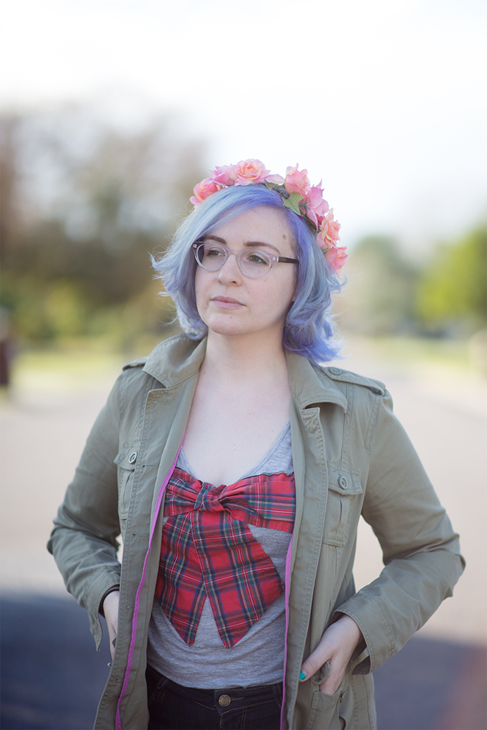 Flower Crown - littleladylittlecity.com