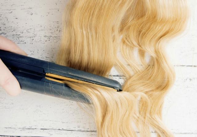 bedhead hair