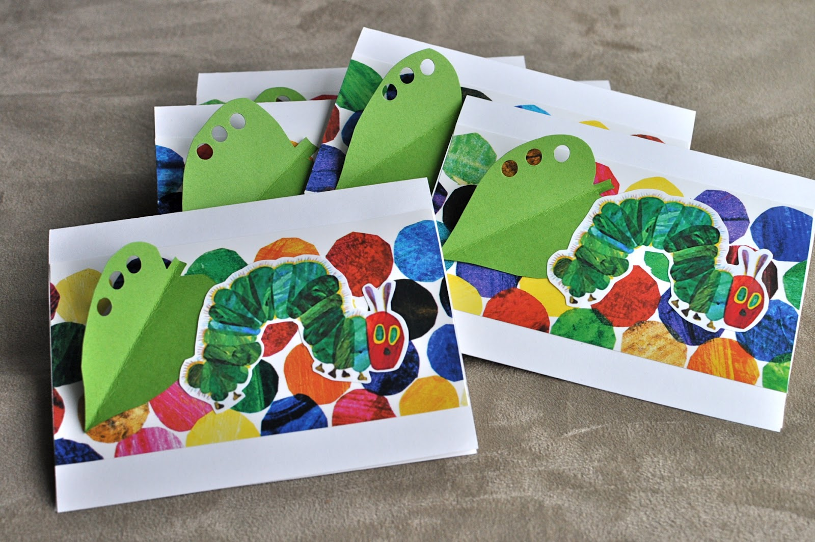 Very Hungry Caterpillar First Birthday Party {Decor Details ...