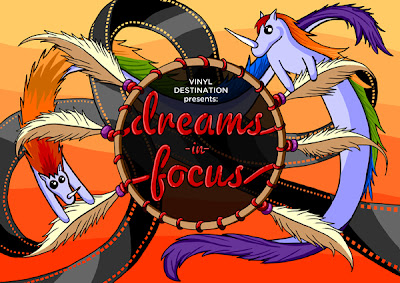 "Vinyl Destination presents ""Dreams in Focus - a Vinyl Toy & Photography Expo"""