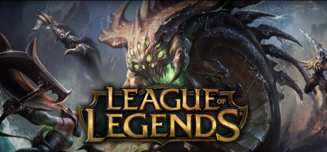 League of legends logo without text