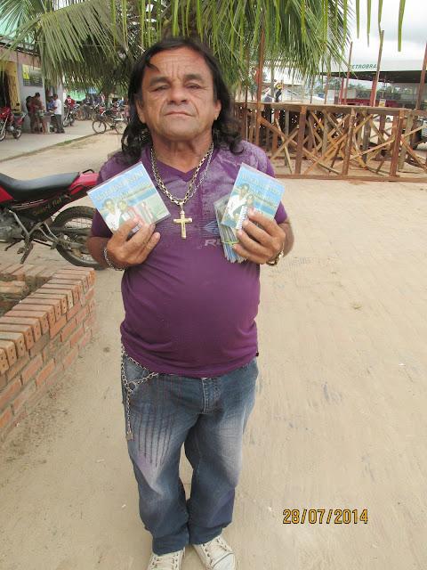 FEIJÓ: Machadinho Lança seu novo CD