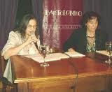 Extranjera a la intemperie en su ciclo de poesía año 2008