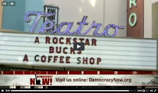 Neil Young Rock Starbucks Video