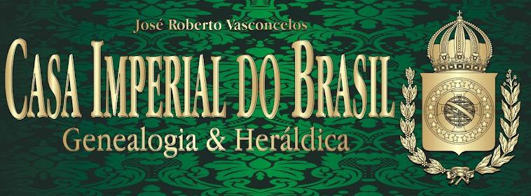 Livro: Casa Imperial do Brasil / Genealogia & Heráldica