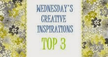 Yay! I made Top 3 at Creative Inspirations ~ 27th November 2013