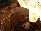 Interior d'una de les tines del Mundet
