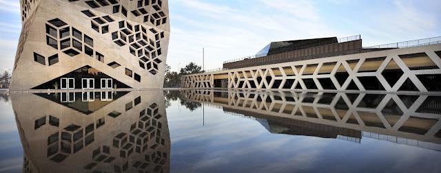 HaadGroup - Kiến trúc trung tâm hành chính Bicentennial