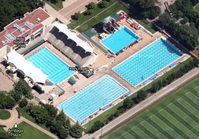 Speed Endurance Swimming Blog Wait Stanford Has Two 50m Pools Next To Each Other