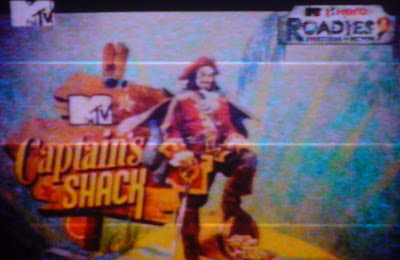 Captain Shack on MTV India