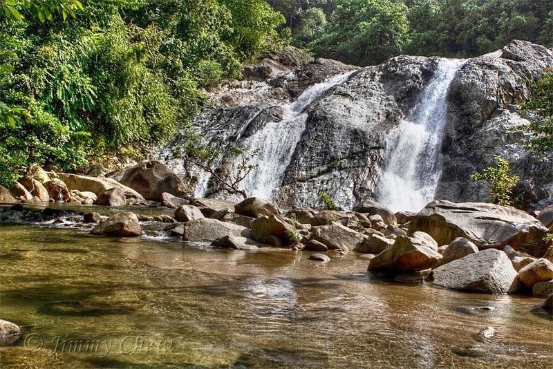 أجمل ثماني شلالات في ماليزيا 2