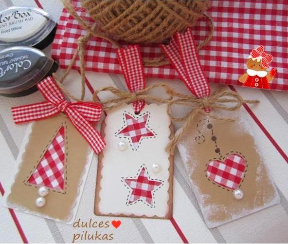 Dulces pilukas etiquetas para tus regalos de navidad - Regalos originales para casa ...
