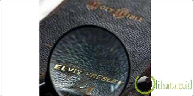 Alkitab Elvis Presley