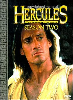 Hercules The Legendary Journeys - Season 2 movie