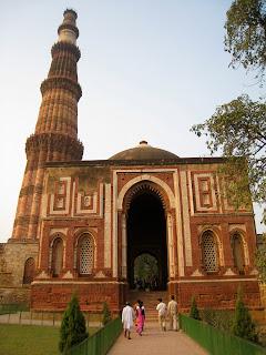 Kutub Minar - Delhi