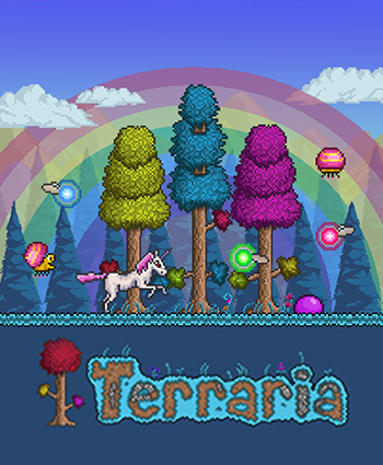 Descargar Terraria v1.3.0.8 [PC] [Full] [1-Link] [ISO] [Español] Gratis [MEGA]